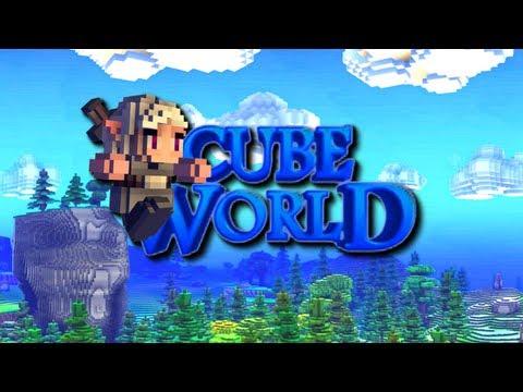 Cube World #2 [German] - Gameplay mit Anleitung + Server / Hamachi Tipps ! (Guide / Tutorial)