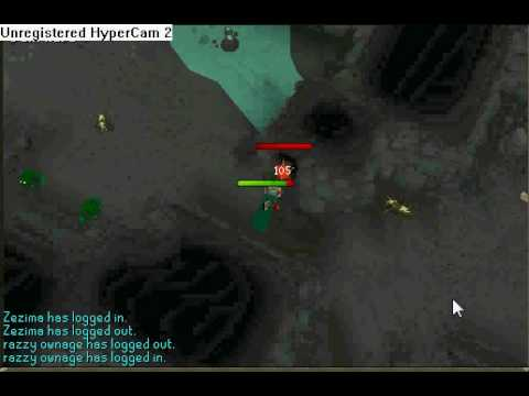 second 105 with penance trident!!.avi