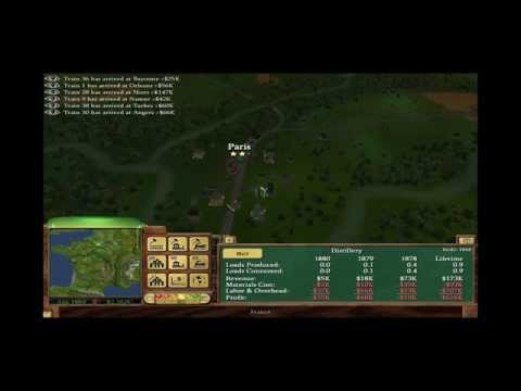 Railroad Tycoon 3 - 09 - The Third Republic (Gold Medal)