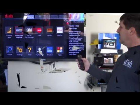 DISH Network Hopper 3 Demo by SilverStar Satellite
