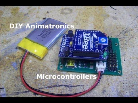 DIY Animatronics Episode 2: Microcontrollers