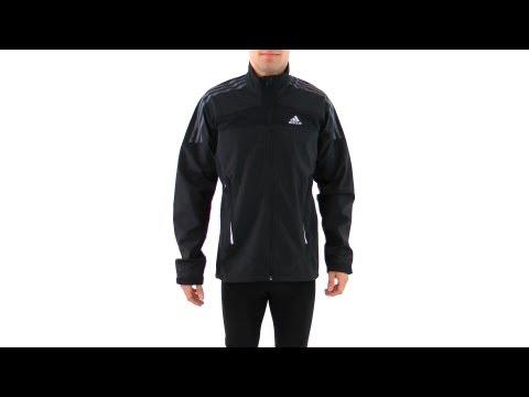Adidas Outdoor Men's Terrex Swift Soft Shell Running Jacket | SwimOutlet.com