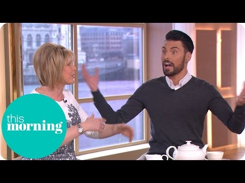 Rylan's Concerned About The Loch Ness Monster in London | This Morning
