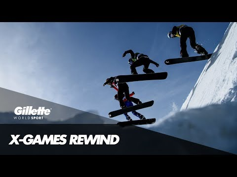 X Games 2016 Rewind with Jarryd Hughes | Gillette World Sport