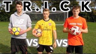 Kieran vs. ChrisMD vs. W2S | EPIC Game of T.R.I.C.K