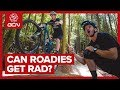 Can Roadies Get Rad Si Learns To Jump With GMBNs Blake Samson