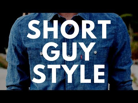 Best 3 Outfits For The Not-So-Tall-Man