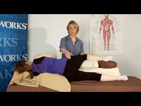 Part 1 of 2 Carole Osborne: How to address Peri-Partum Pelvic Pain using Oakworks massage equipment
