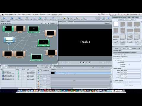 DVDSP Loop Menu
