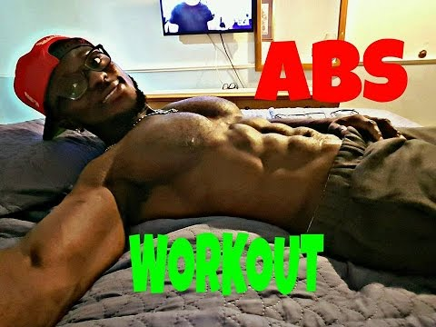 How To Get Great Abs With Only Two T-Shirts