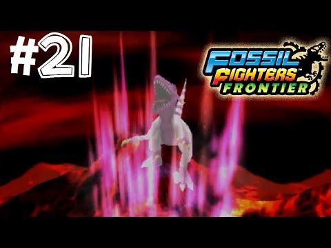 Fossil Fighters: Frontier Nintendo 3DS MURICA FUK YEAH! Walkthrough/Gameplay Part 21 English!