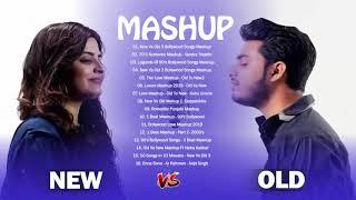 OLD VS NEW Bollywood Mashup 2019 // Best Romantic Mashup Songs Playlist New vs Old 3 Bollywood Songs
