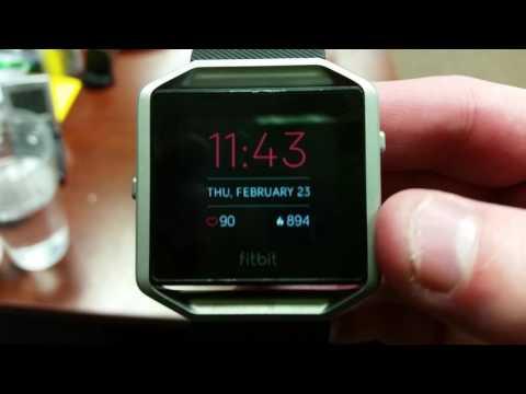 Fitbit Blaze Call Notifications - Smartwatch Nerd