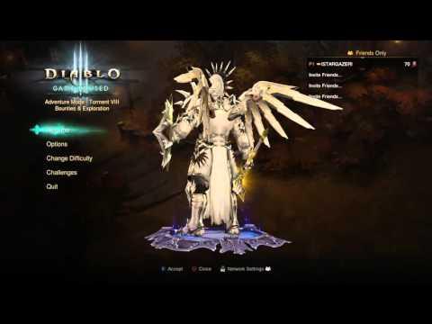 Diablo III: Reaper of Souls – Gundam Wing Crusader