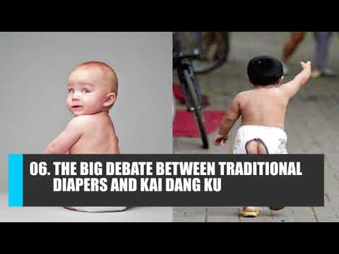 Xxx Mp4 Why Chinese Babies Wear Split Pants Instead Of Diapers 3gp Sex