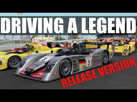Project Cars 2 - Driving A Legend | VR |  ** RELEASE VERSION **