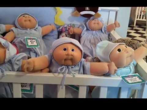Cabbage Patch Kids Nursery at BabyLand General Hospital