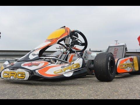 Factory MRC 2014 CRG Shifter Kart