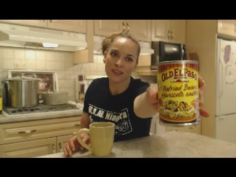 Old El Paso Refried Beans: What I Say About Food