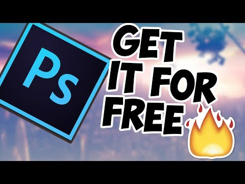 How To Get Photoshop CC For Free 🔥🔥