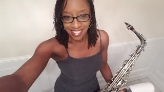 All Of Me - John Legend Sax Cover