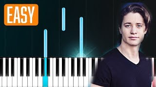 "Kygo - ""Remind Me to Forget""  ft. Miguel 100% EASY PIANO TUTORIAL"