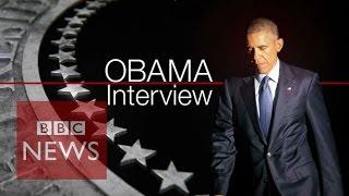President Barack Obama (FULL) Interview - BBC News