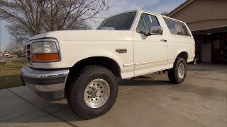 O.J. Simpson's Infamous White Bronco Has Been Found In Prime Condition
