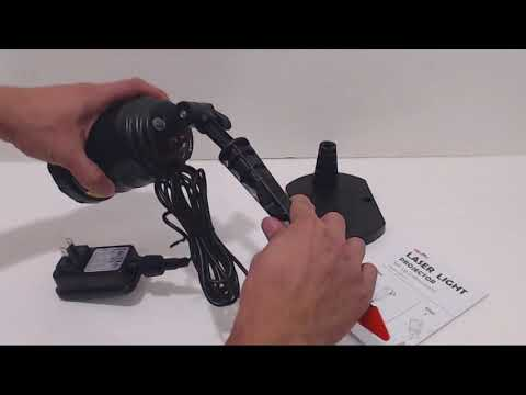 Auto-vox Imax Plus Holiday Laser Light Decoration Review