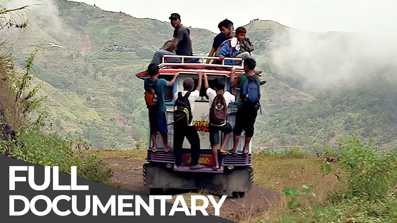 World's Most Dangerous Roads | Philippines, Serpentines | Free Documentary