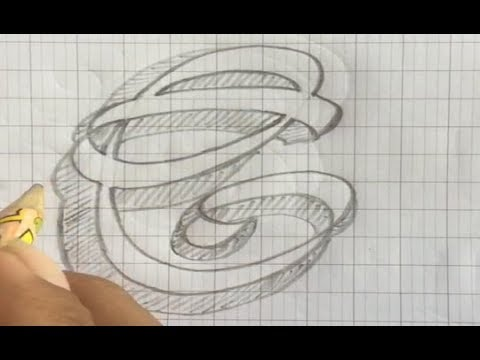 Letters '' C '' - how to write letters c style - fancy letters - style letters