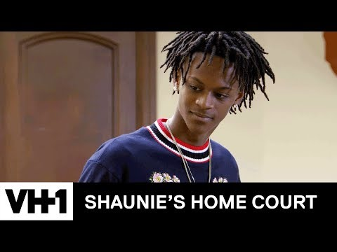Myles' Dress Idea is Too Edgy For Shaunie | Shaunie's Home Court