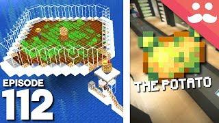 Hermitcraft 6: Episode 112 - Villager BUILD OFF!