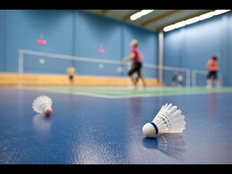 How to Do a Jump Smash Shot   Badminton Lessons