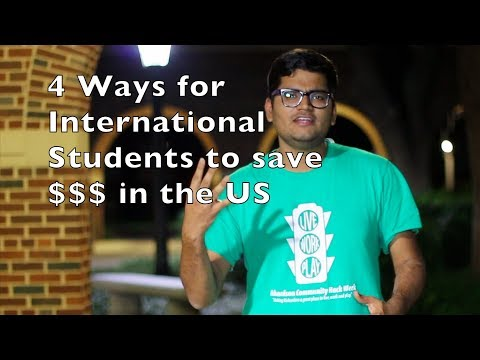 4 Ways to Save Money as International Students   That Indian Guy