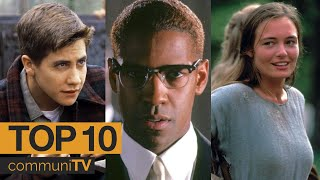 Top 10 Biography Movies of the 1990s