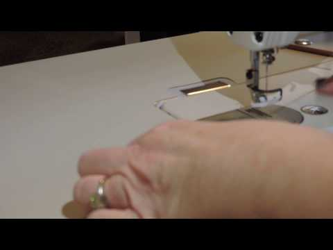 How to Sew a concealed shirt placket