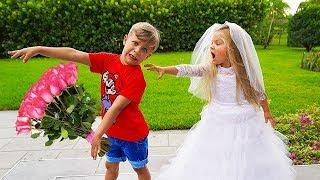 Diana y Roma - historias divertidas sobre vestidos
