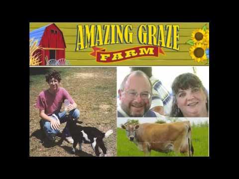 Urbanite To Farmer: An Interview with Marci Blubaugh of Amazing Graze Farm