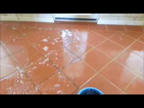 Terracotta Tiles Cleaning and Sealing in Perth WA