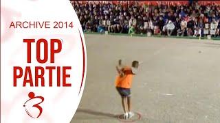 Finale du plus grand tête-à-tête de pétanque au monde : Tyson Molinas vs Samson Debard