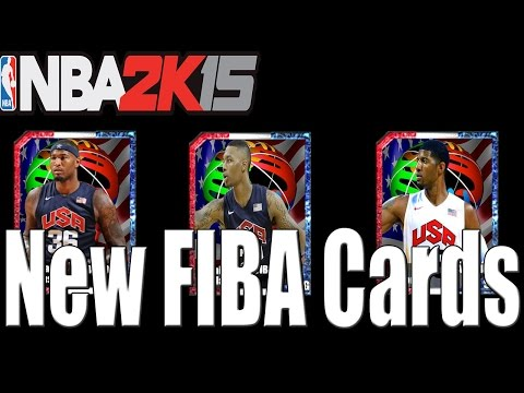 NBA 2K15, Fiba and All Star Skill cards, New Team Chemistry