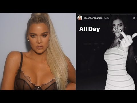 "Khloe Kardashian Uses Kylie Jenner To Tell The World 'F Off!"""
