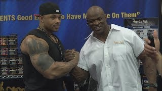Ronnie Coleman in 4K