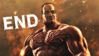 Metal Gear Rising Revengeance Ending / Final Boss - Senator Armstrong - Gameplay Walkthrough Part 21