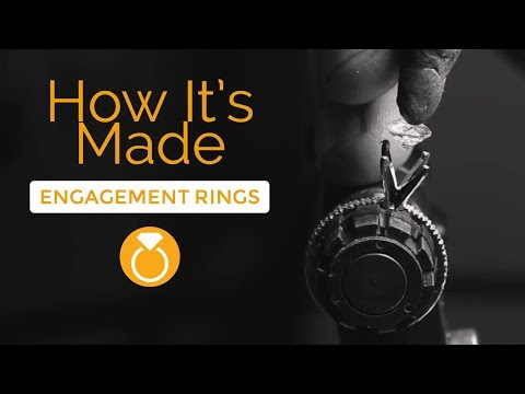 How It's Made: Engagement Ring
