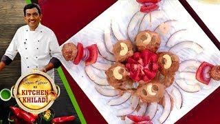Sanjeev Kapoor Ke Kitchen Khiladi - Ep 17 -Badam Chanaar (Paneer) Malai Curry & Loochi (Maida Puri)