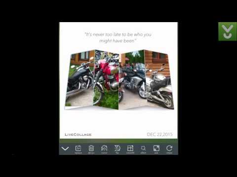 InstaCollage - Create amazing collages for Instagram - Download Video Previews