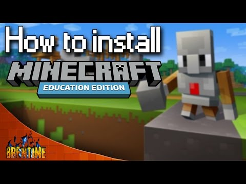 How to get Minecraft Education Edition Beta & Code Builder (School install guide)