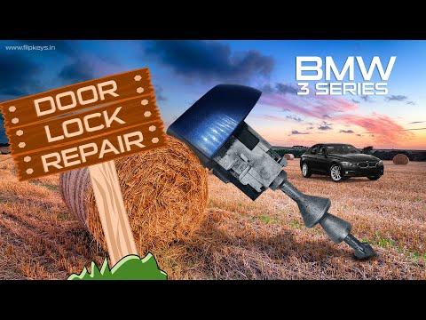 BMW 3 Series Door Lock Repair